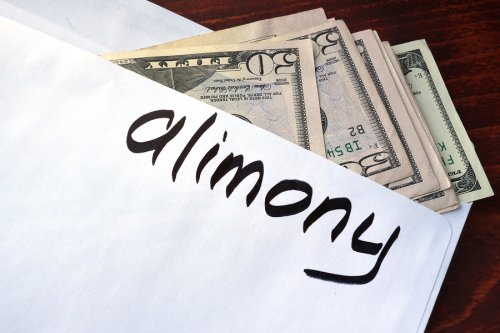 alimony - mediation
